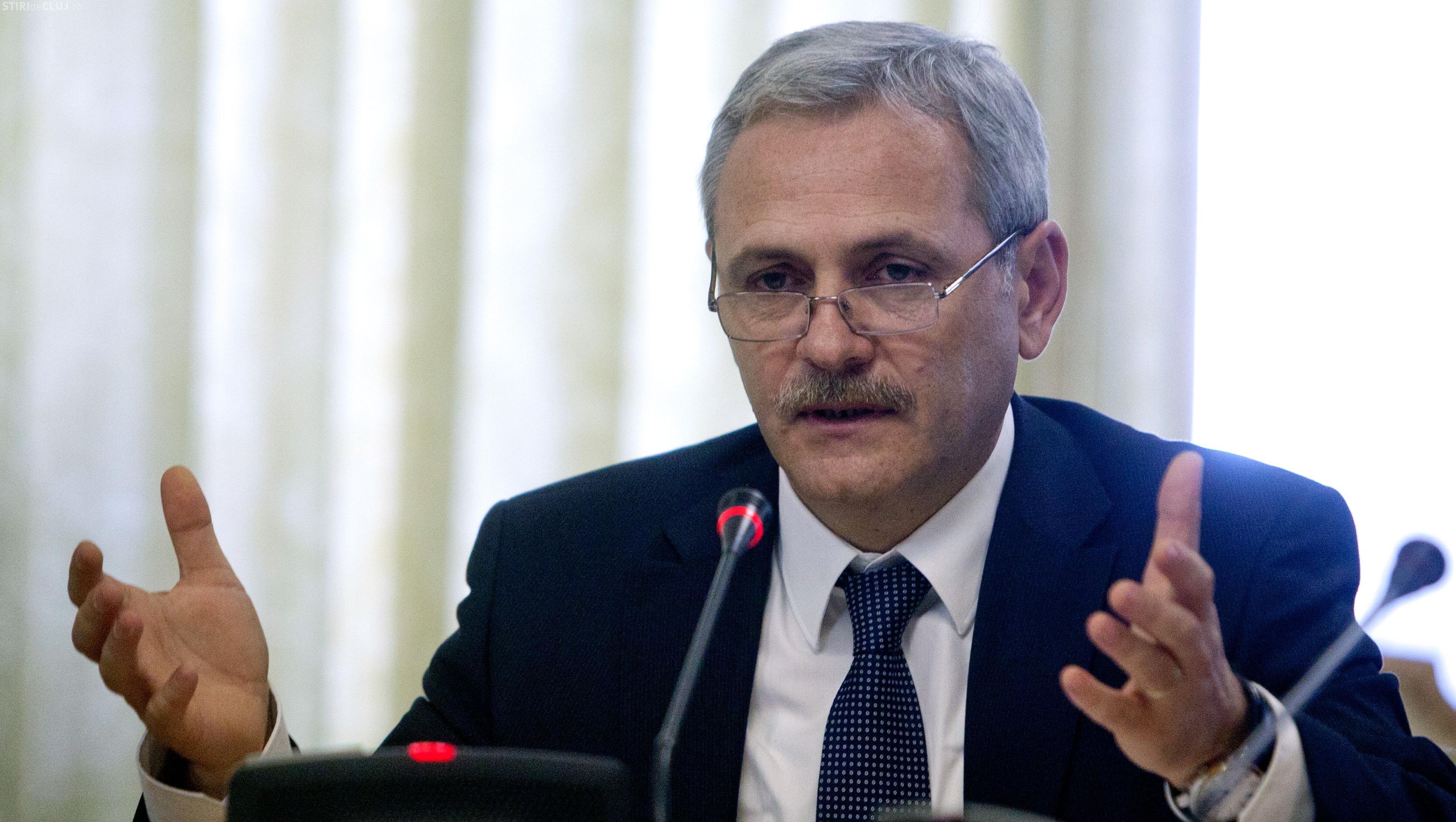Dragnea despre referendumul anunțat de Iohannis: E logica unui om ce a pierdut alegerile