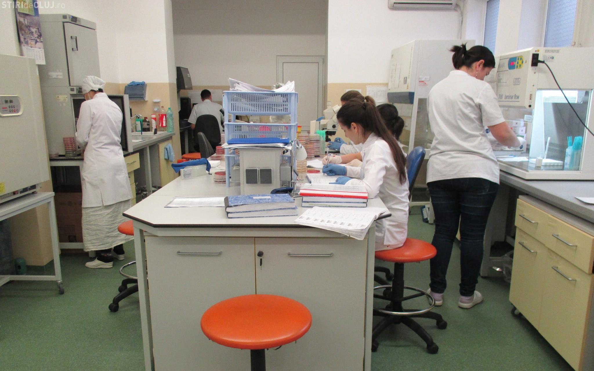 Investiții de 1,5 milioane de lei la Spitalul de Boli Infecţioase Cluj