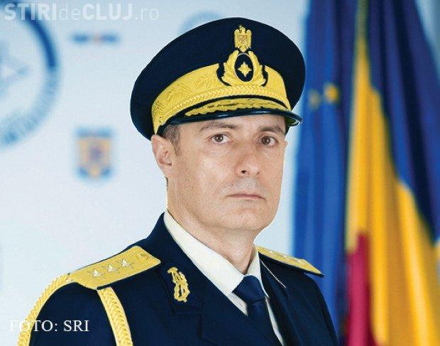 Generalul Florian Coldea, prim-adjunctul SRI, suspendat după dezvăluirile lui Ghiță