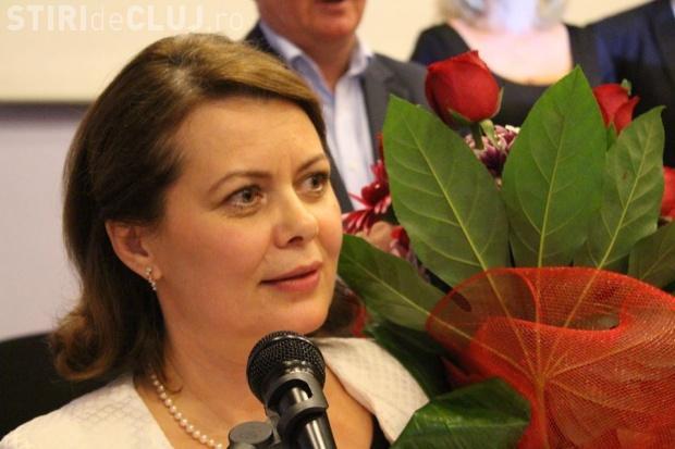 Aurelia Cristea își dă demisia din PSD. Cum și-a motivat gestul