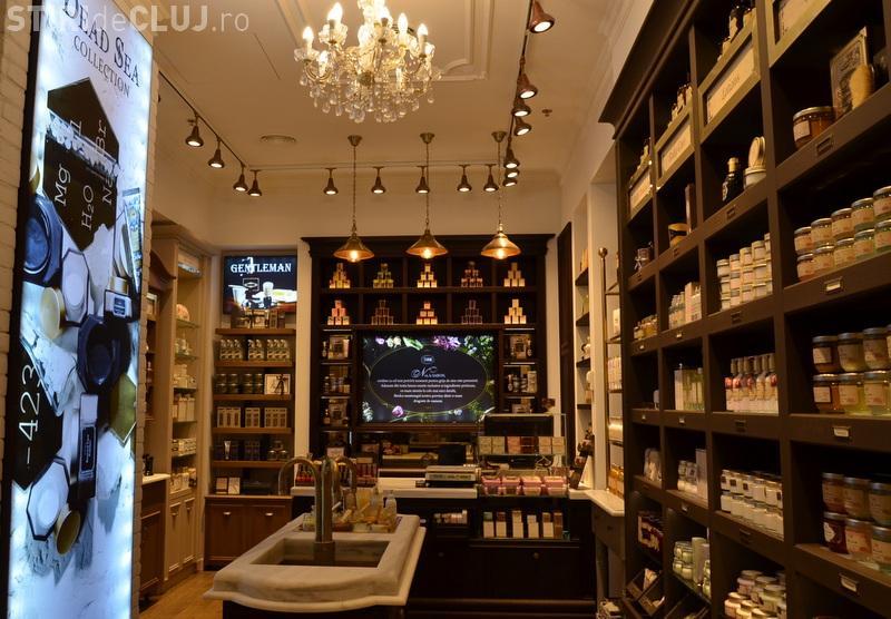 """Magazinul Sabon, din Iulius Mall Cluj, își așteaptă clienții cu o nouă """"înfățișare"""" (P)"""