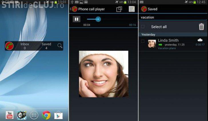Cu ce aplicație puteți înregistra convorbirile telefonice