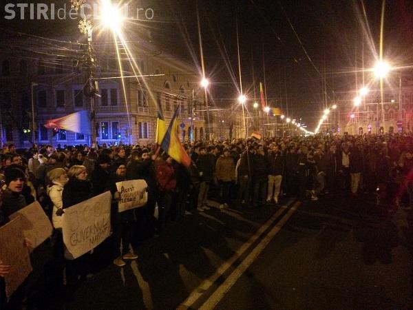 Protest în PIAȚA UNIRII, de la ora 19.00