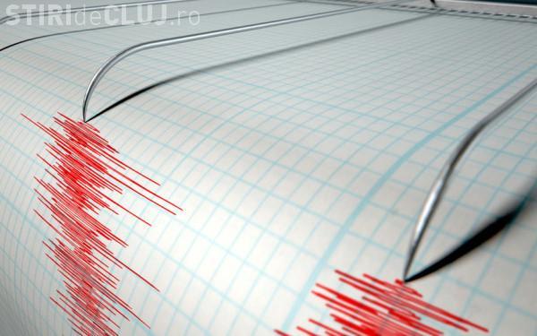 Cutremur la marginea județului Cluj. Ce intensitate a avut