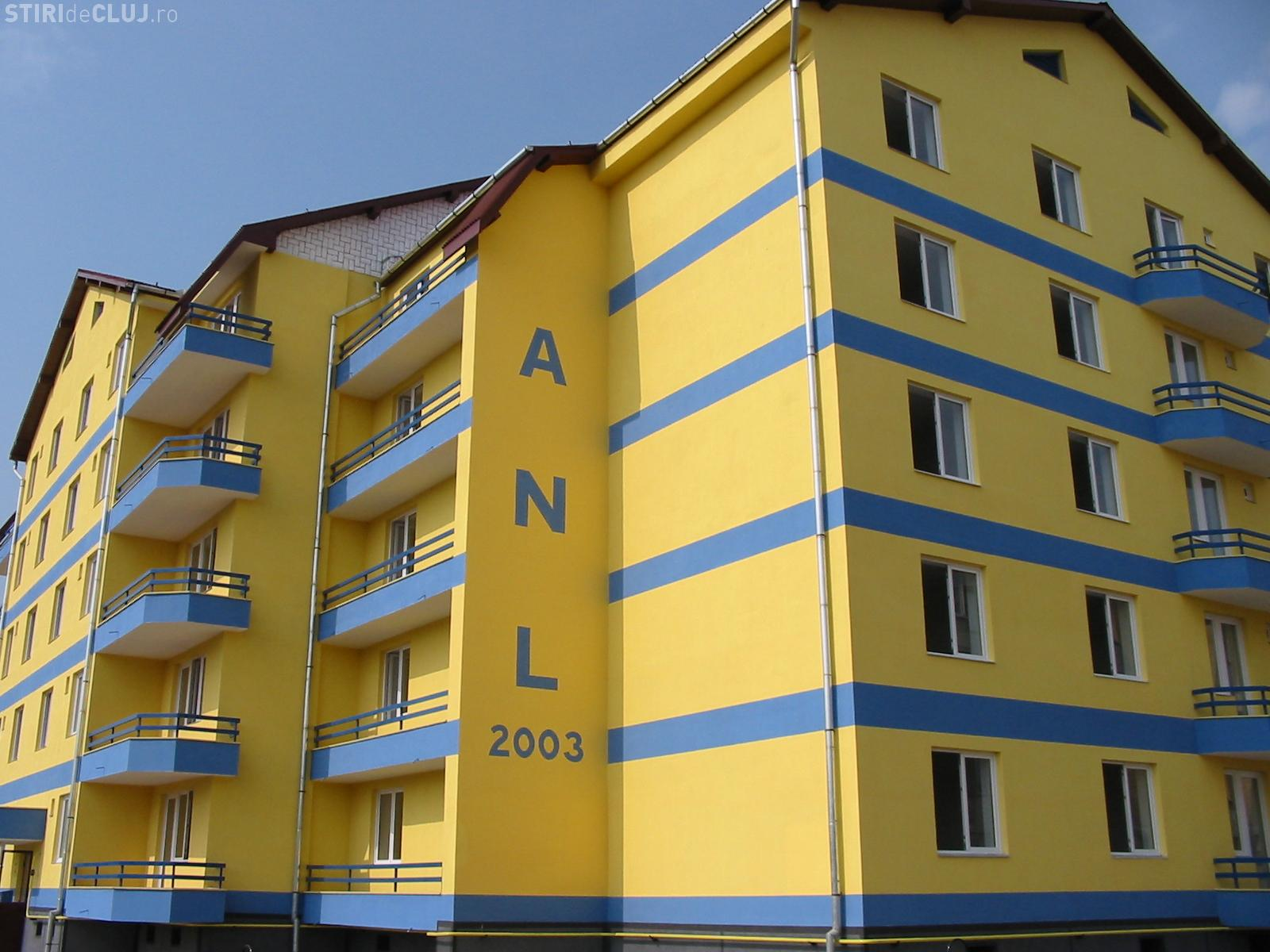 Ministerul Dezvoltării reduce chiriile pentru locuințele ANL