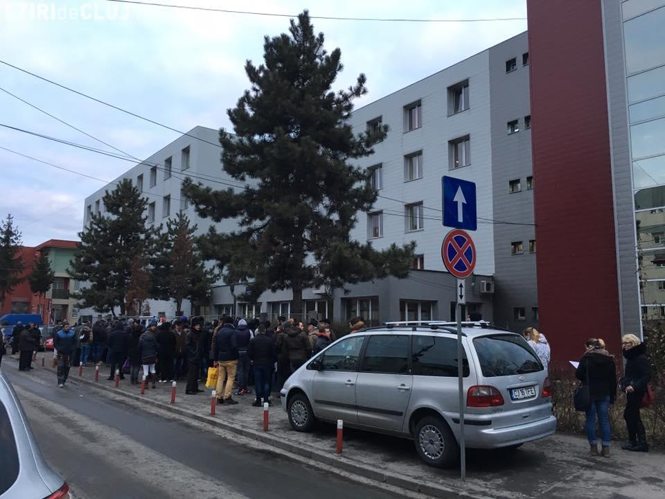 Cluj-Napoca: Listă de așteptare de 2 luni la Serviciul de Înmatriculări! La ce soluții se lucrează