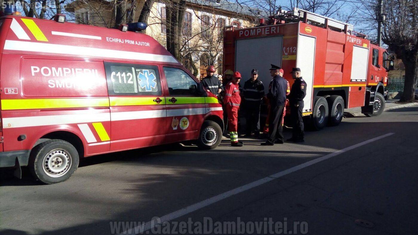 Panică la două licee din România, după o amenințare cu bombă. Zona a fost evacuată