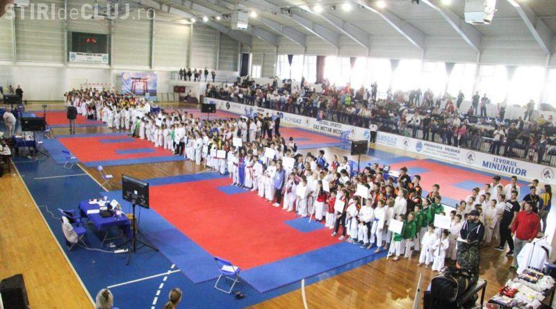 Clujul reprezentat cu BRIO la Campionatul Naţional de Karate WUKF