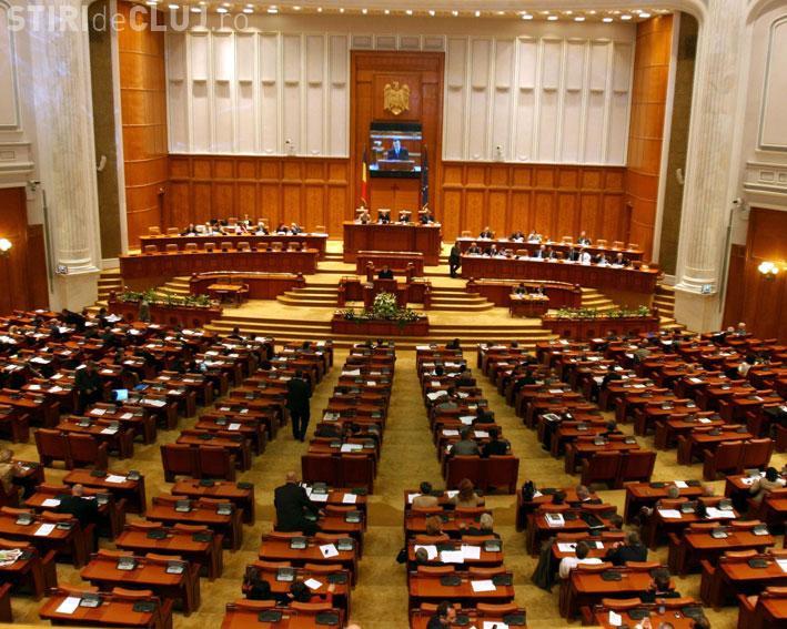 Scandal în timpul ședinței conducerii Parlamentului, între PSD-ALDE și opoziție. S-a ajuns la injurii