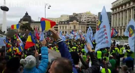 Oamenii legii protestează chiar de ziua Poliției. Vor salarii mai mari