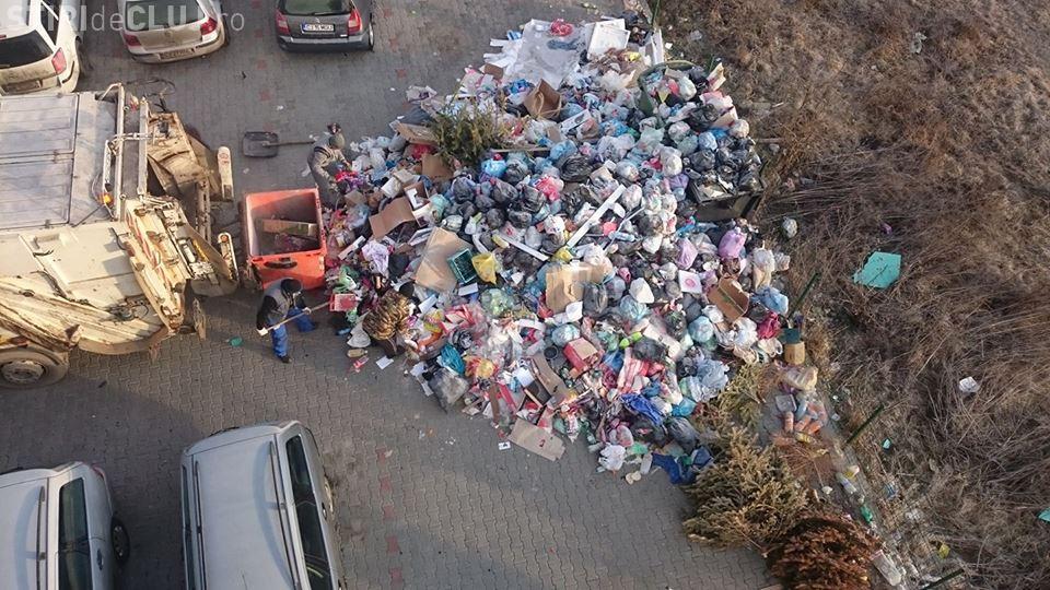 Explicații suplimentare despre situația deșeurilor din Florești. Cum se va face plata