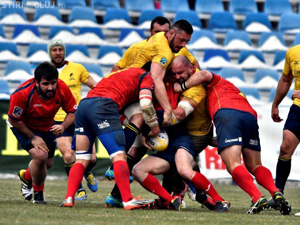 Naționala României a câștigat Campionatul Europeană de Rugby