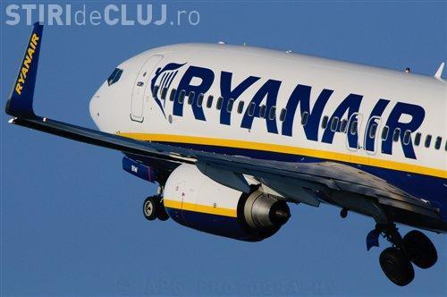 Ryanair face angajări la Cluj! Unde se trimit cererile de angajare