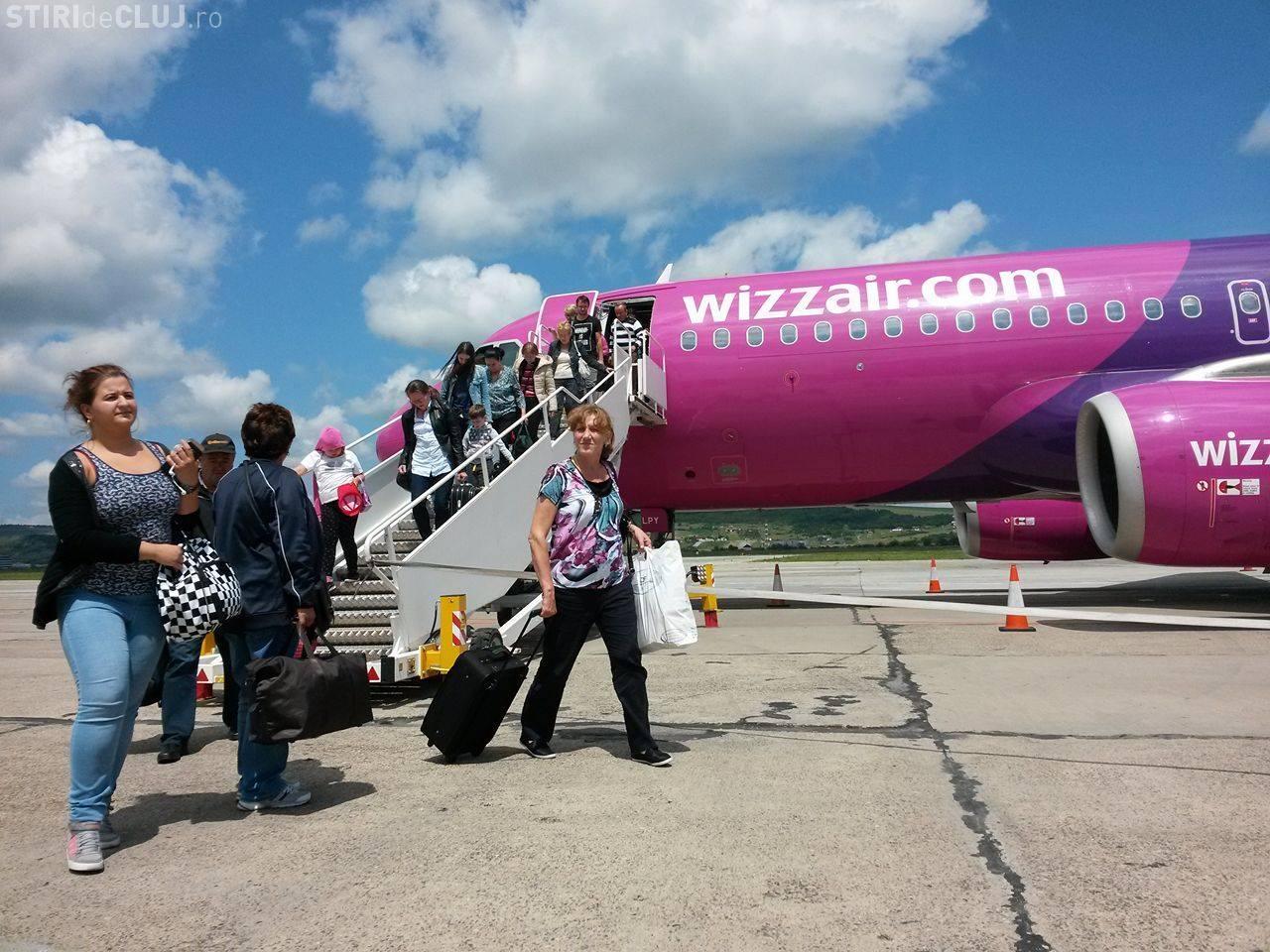 Curse noi de pe Aeroportul Cluj. Despre ce destinații este vorba