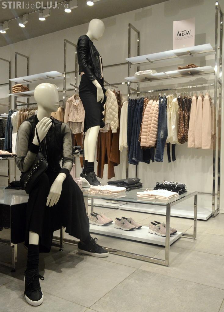 Ultimele zile de reduceri la un cunoscut brand pentru femei, din Iulius Mall Cluj (P)