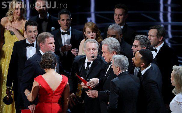 Gafă de proporții la Premiile Oscar 2017! Au fost anunțat câștigătorul GREȘIT la cea mai importantă categorie VIDEO