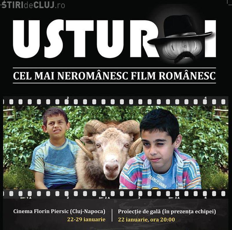 """Producătorul filmului """"Usturoi"""" dă de pământ cu organizatorii Festivalului Gopo"""