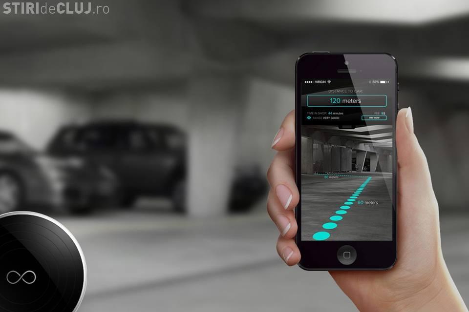 Cluj-Napoca: Senzori în asfalt pentru a număra parcările din centru. De ce vor fi montați senzori și în stațiile de autobuz