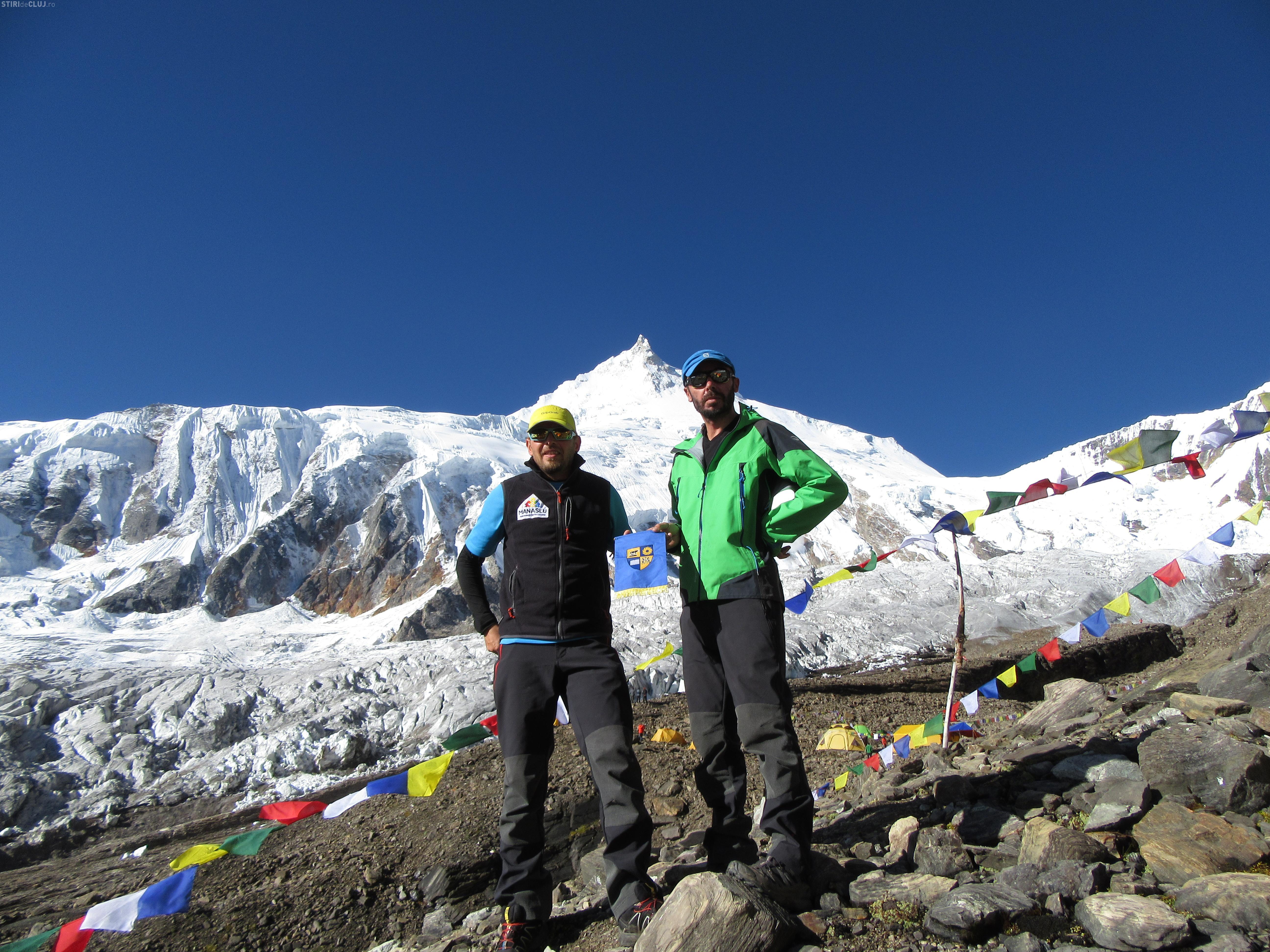 Salvamontistul clujean Vasile Cipcigan și ziaristul Titus Crăciun vor să urce pe Everest
