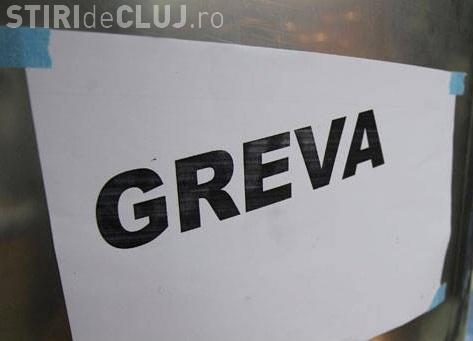 Un nou protet spontan la Agenția de Mediu Cluj. Ce vor angajații