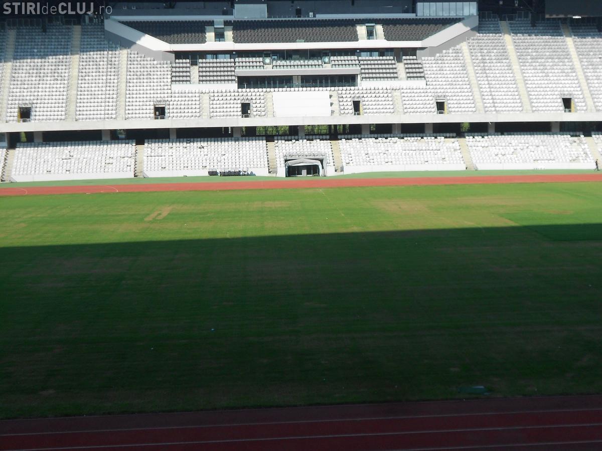 Care este starea Cluj Arena, înainte de meciul România – Danemarca