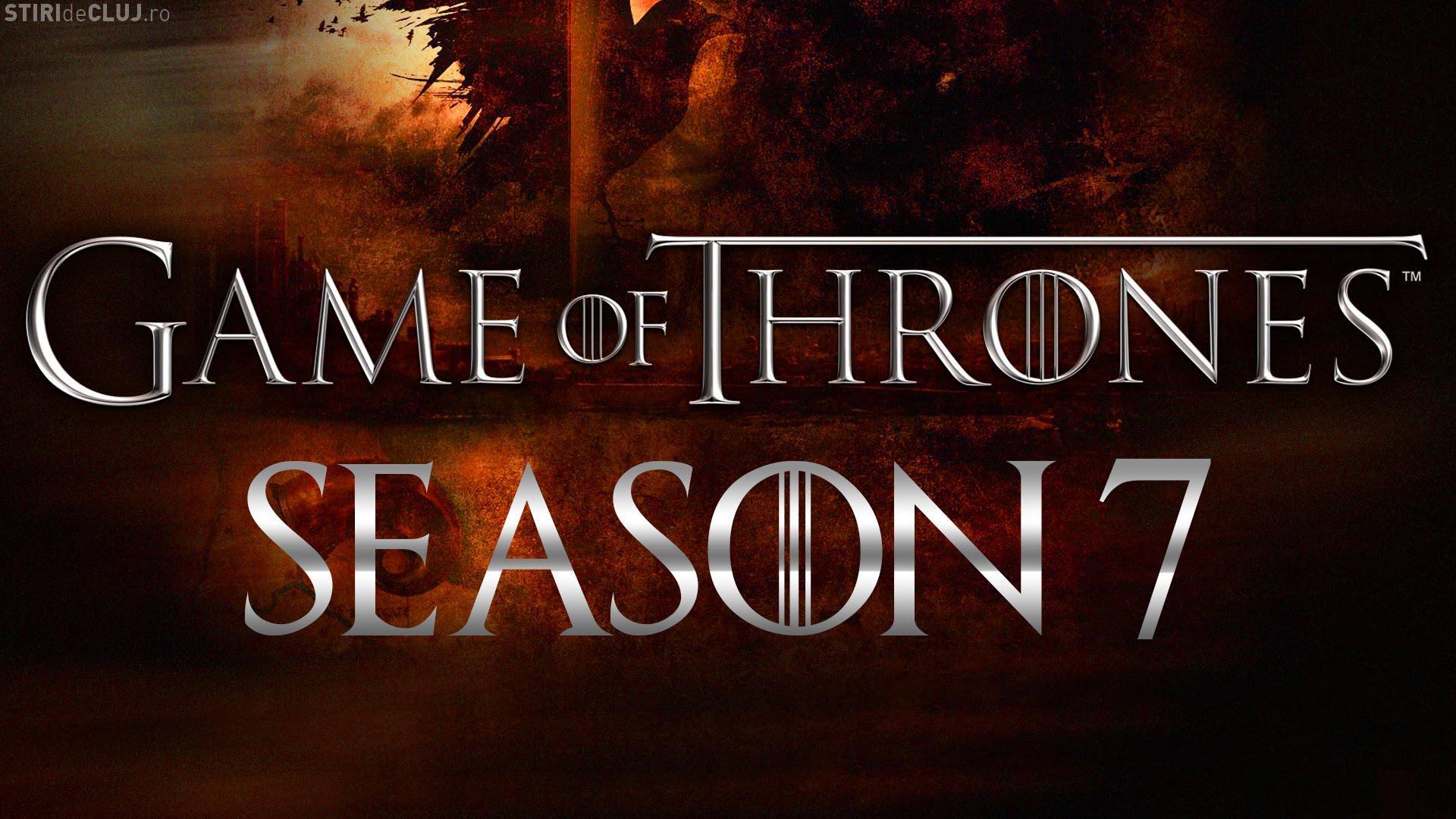 S-a anunțat când apare cel mai așteptat serial al anului. Vezi primul trailer pentru sezonul 7 din Game of Thrones VIDEO