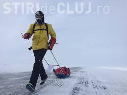 Tibi Ușeriu a câștigat cel mai dificil maraton din lume, la Cercul Polar. Românul a cucerit de două ori la rând competiția VIDEO
