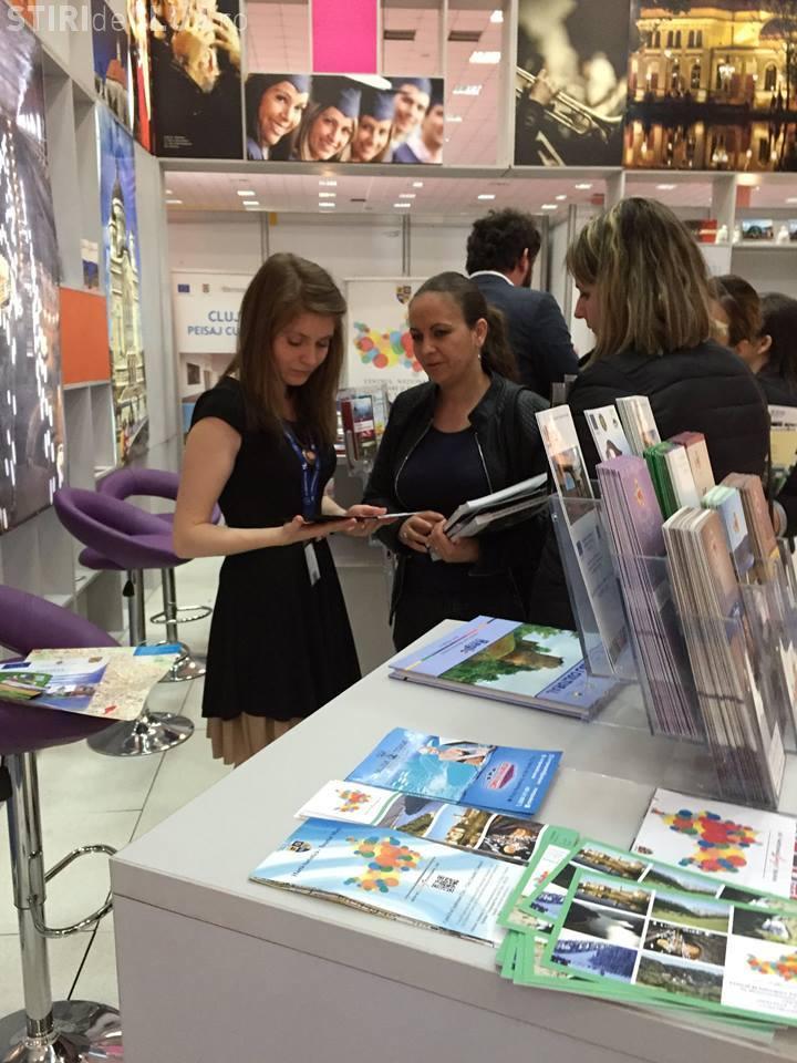 Clujul, promovat la Salonul Mondial de Turism de la Paris