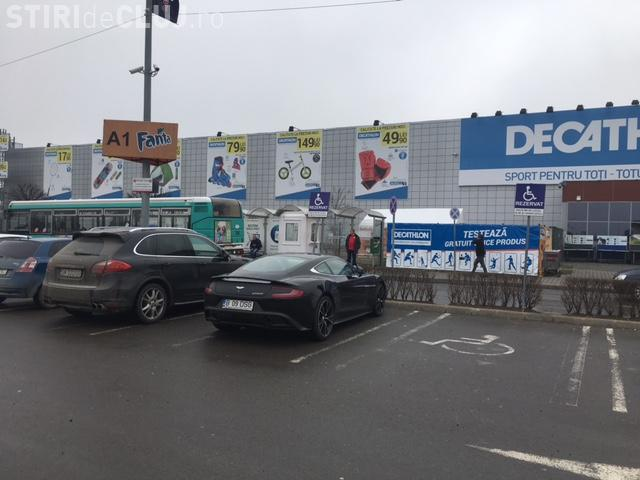 La Polus / Vivo de ce nu se blochează roțile mașinilor - FOTO