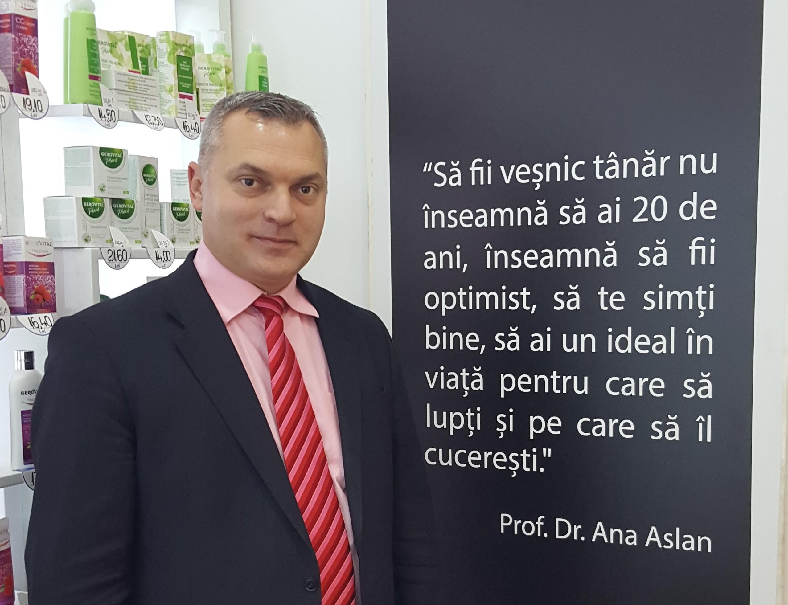 Farmec deţine una dintre cele mai complexe reţele de distribuţie din ţară, cu 10 reprezentanțe și peste 350 specialiști în vânzări (P)