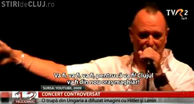 CNA a amendat TVR 1 cu 10.000 de lei, după știrea cu scandal de la Zilele Culturale Maghiare de la Cluj