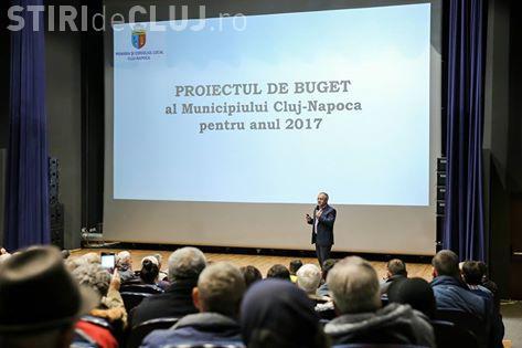Bugetul municipiului Cluj-Napoca, dezbătut cu locuitorii din Mănăștur. Ce investiții vor cetățenii