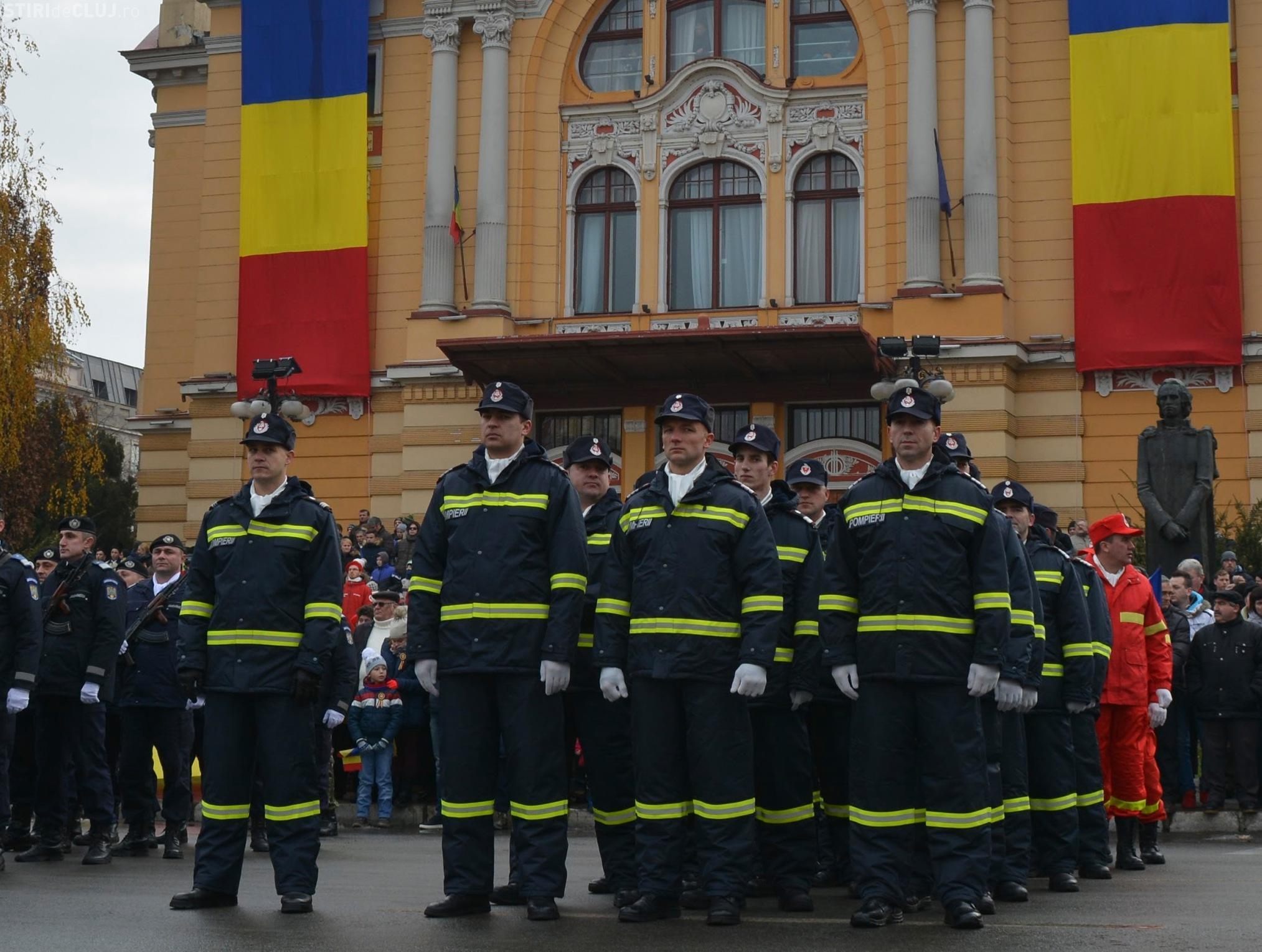 Oportunități de studii pentru tinerii care vor sa devina pompieri