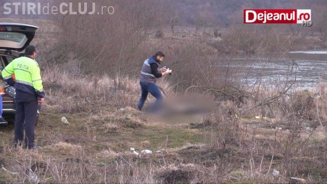 Un alt clujean a fost găsit mort, plutind pe Someșul Mic VIDEO