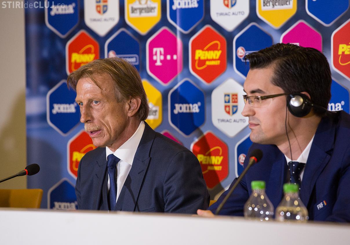 Daum a dezvăluit strategia Româniie pentru meciul cu Danemarca, de la Cluj: Trebuie să avem o mentalitate ofensivă