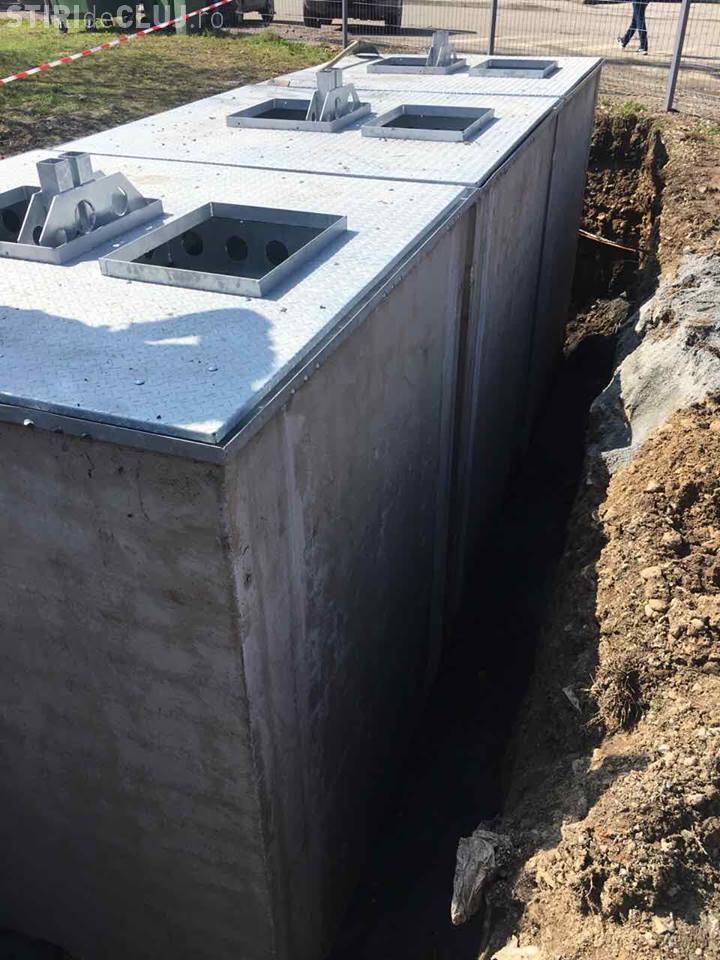 Floreștiul va avea puncte subterane de colectare a deșeurilor - FOTO