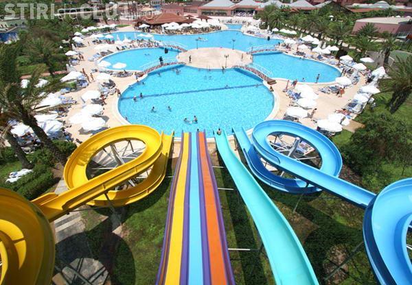 Aquapark lângă Cluj-Napoca. Ce comună își propune să atragă investiția