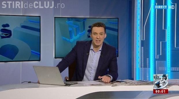Mircea Badea regretă că nu a plecat din România