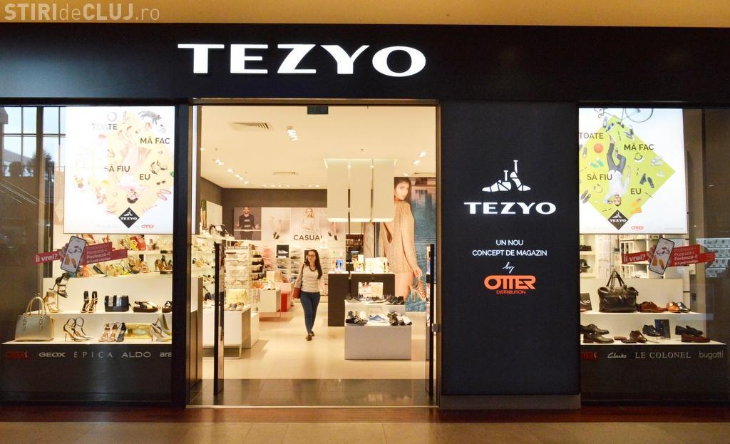 La Iulius Mall se inaugurează primul magazin Tezyo din Cluj-Napoca, printr-o prezentare de modă (P)