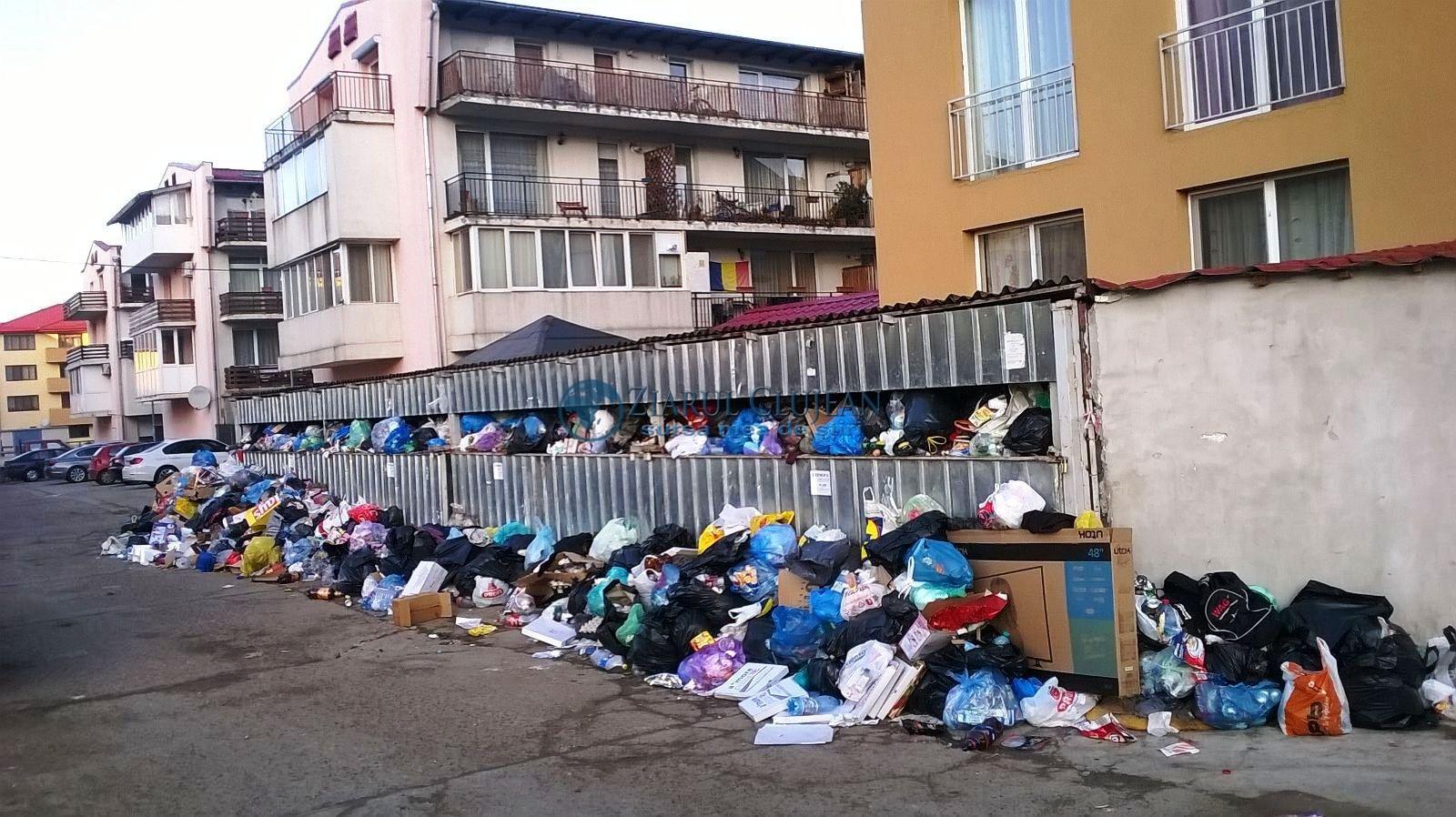 Joi se va DECIDE dacă Floreștiul va fi îngropat din nou în GUNOAIE. Decizia e a consilierilor locali