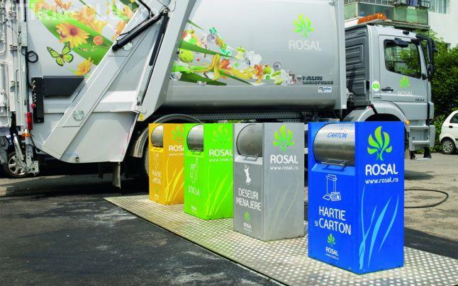 Rosal Cluj și ECOTIC au lansat un ghid de colectare selectivă a deşeurilor