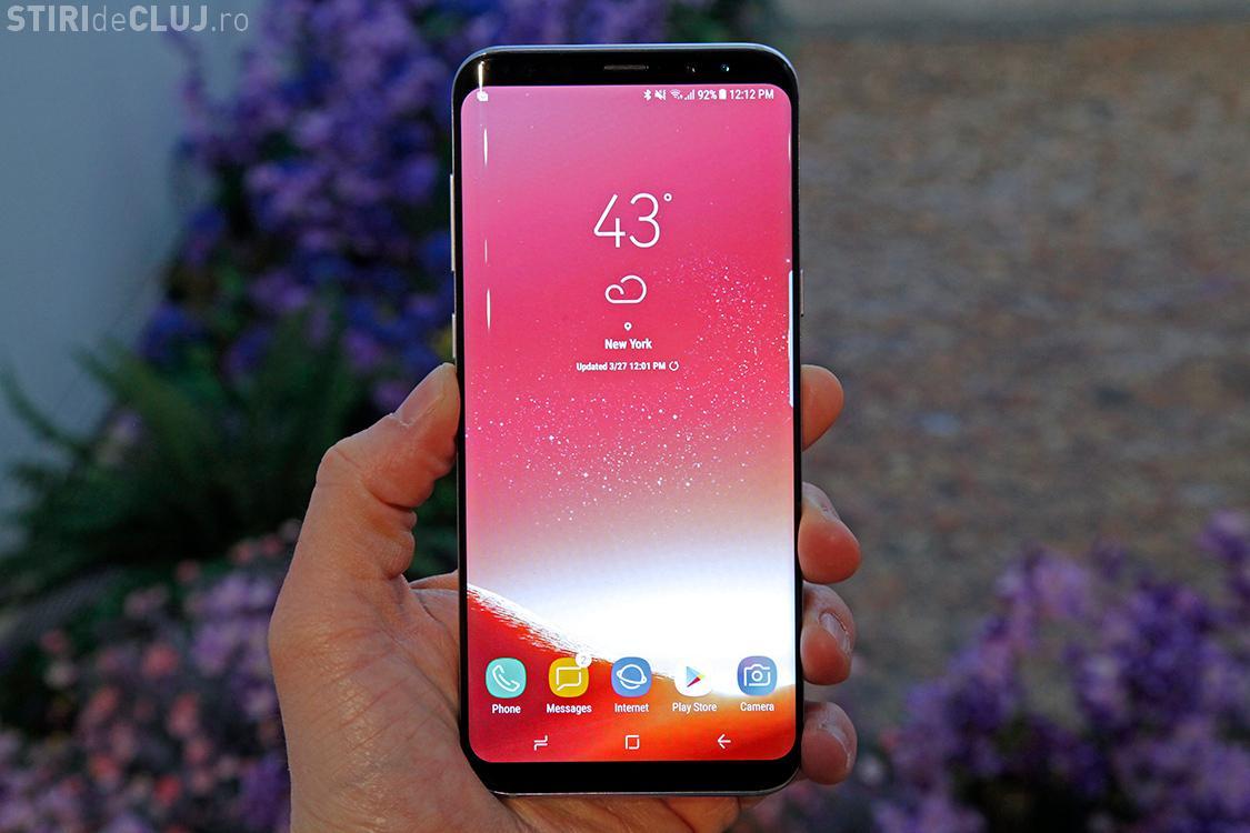 Cel mai râvnit smartphone nu e chiar foarte ieftin de reparat. Cât te costă să schimbi ecranul unui Samsung Galaxy S8+