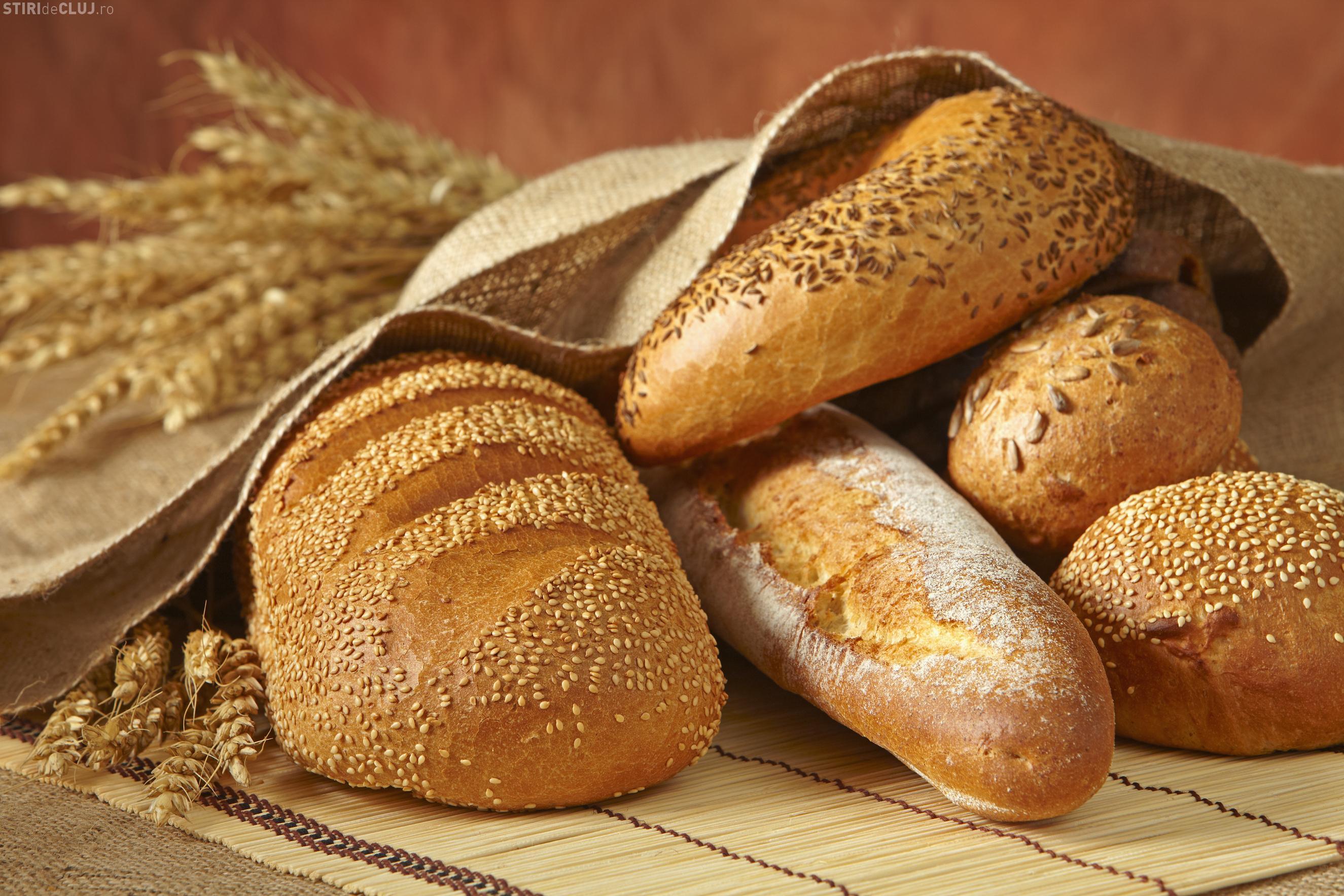 Majorarea salariului minim scumpește pâinea
