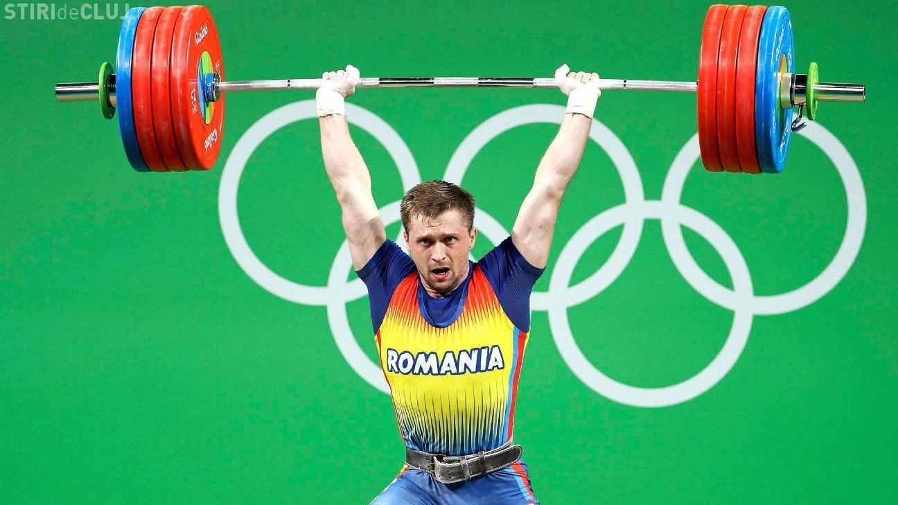 Halterofilul român prins dopat la Jocurile Olimpice de la Rio, suspendat timp de opt ani din sport