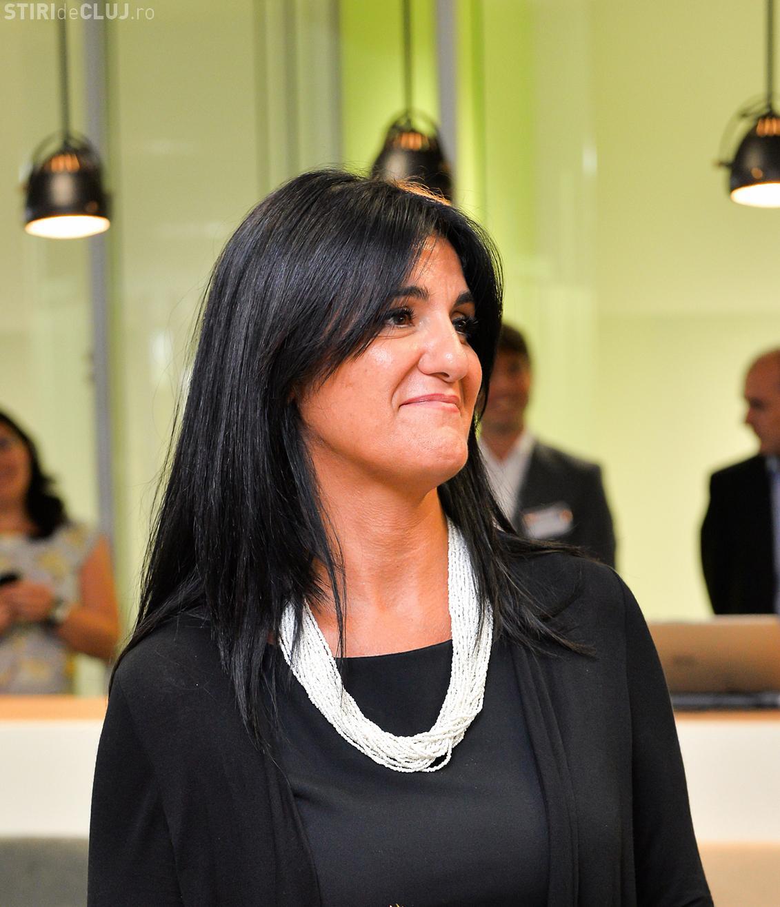 """Sara Grifo, Managerul Departamentului de Procurement din Bombardier: """"Îmi doresc ca Bombardier să fie destinația de top în cariera clujenilor!"""" (P)"""