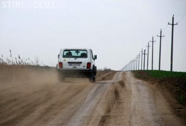 În 2016, România nu a terminat niciun kilometru de autostradă. Statistică: Avem 10.000 km drumuri de pământ
