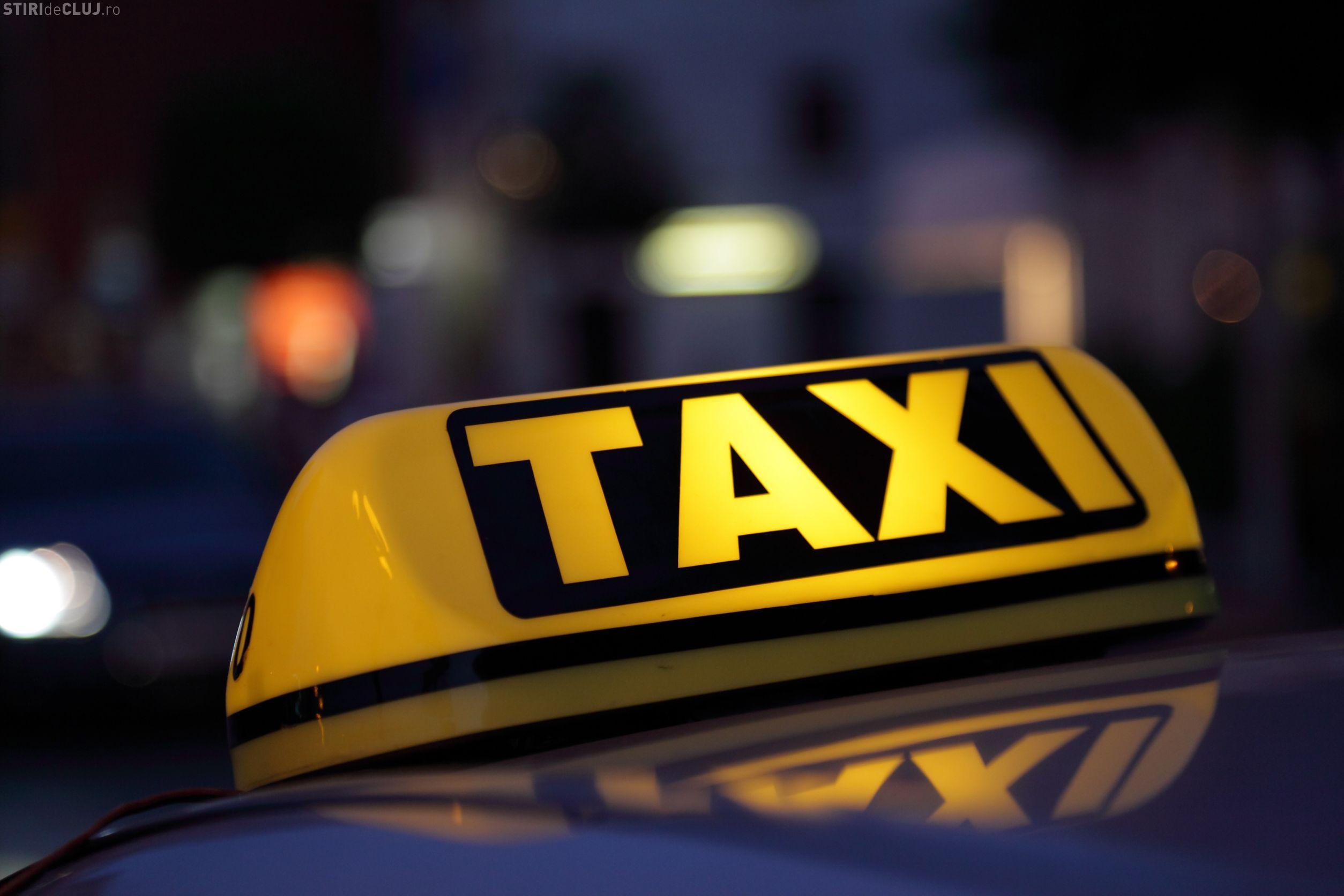Cluj: I-a dat jos din taxi pentru că i-au cerut să pornească ceasul