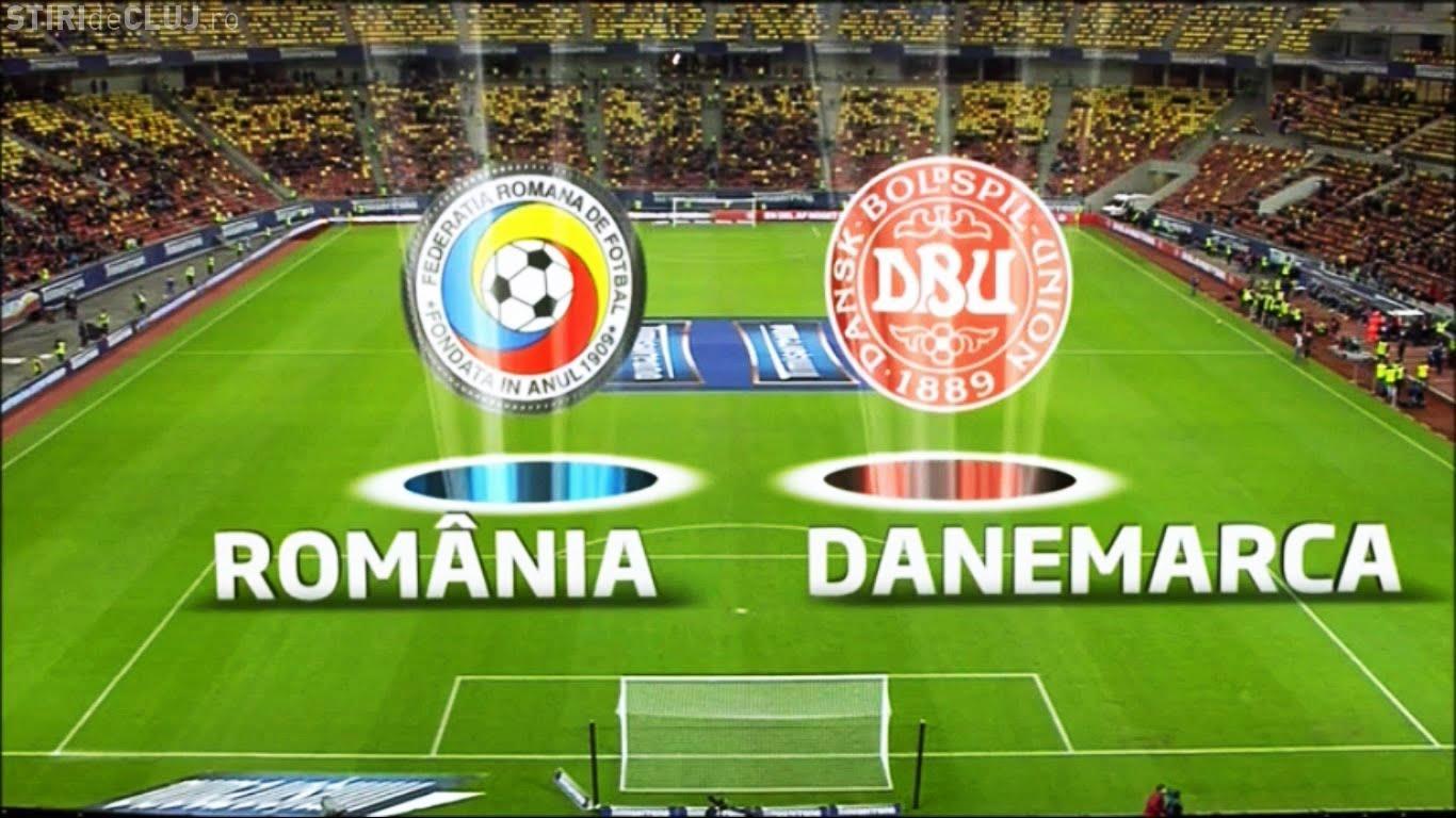România - Danemarca la Cluj! EȘEC total. Aproape am ratat calificarea
