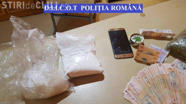 Copiii unei cunoscute avocate din Cluj, arestați pentru vânzarea de droguri