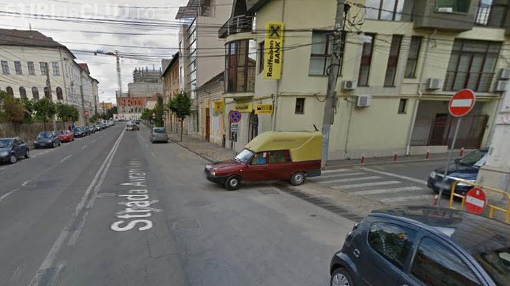 Acuzații privind interzicea virajului la stânga strada Aviator Bădescu